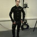 Séance de motion capture