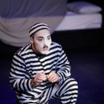 spectacle de mime burlesque, la merveilleuse évasion, Stéphane Botti