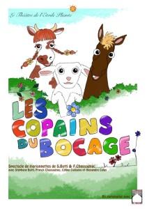 Affiche Net Copains du bocage