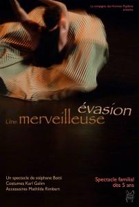 Affiche une merveilleuse evasion 2015